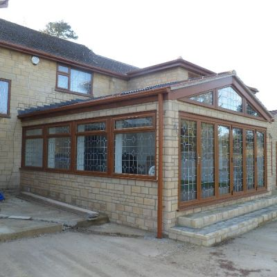Large extension