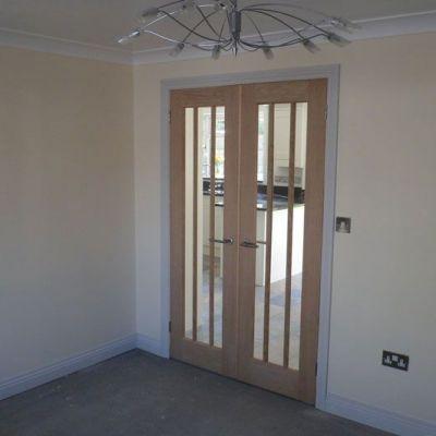 Double Storey Extension & Garage