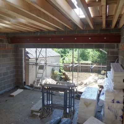 Double Storey Extension & Patio